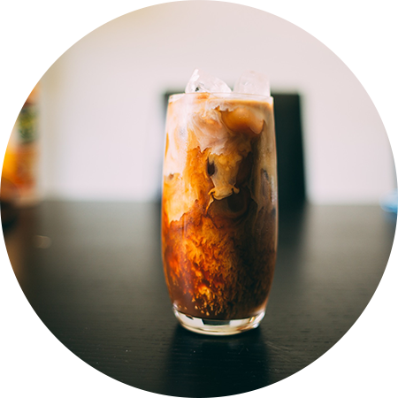 Lactose-free Iced Coffee