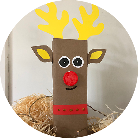 Milk Carton Rudolph the Red-nosed Reindeer – Parmalat ...